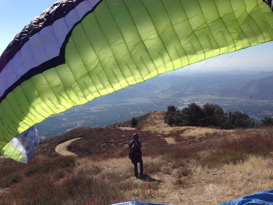 San Diego Hang Gliding and Paragliding Association - San Diego Hang